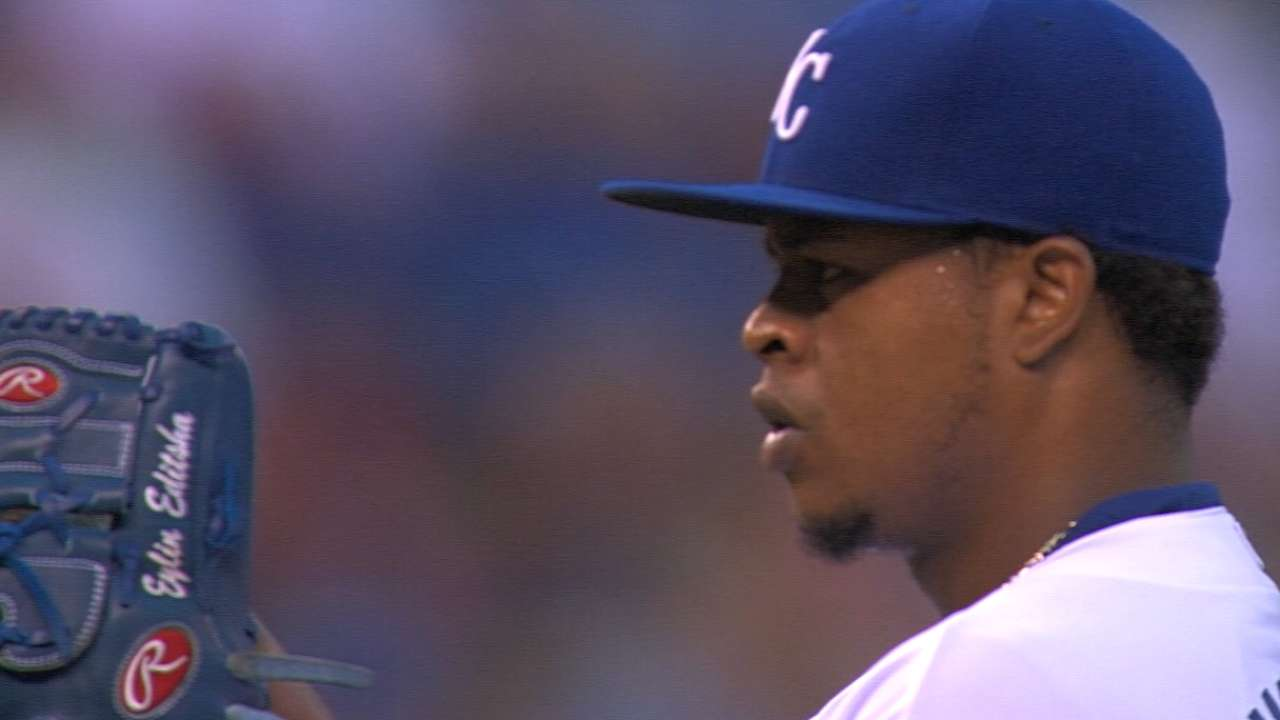 Volquez tabbed for opener in rematch vs. Mets