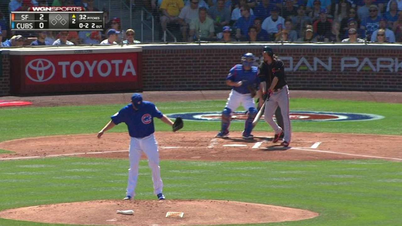 Lackey wants Cubs to play up to potential