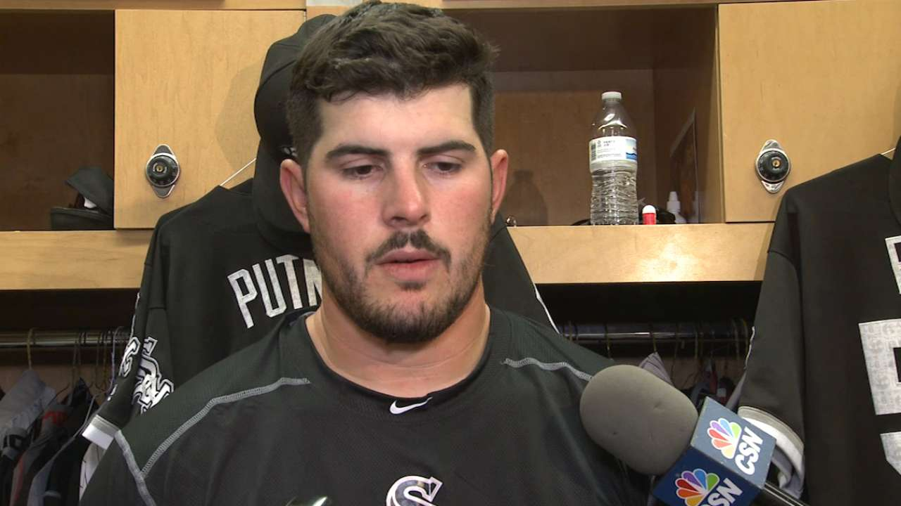 Rodon's focus is on getting slider ready