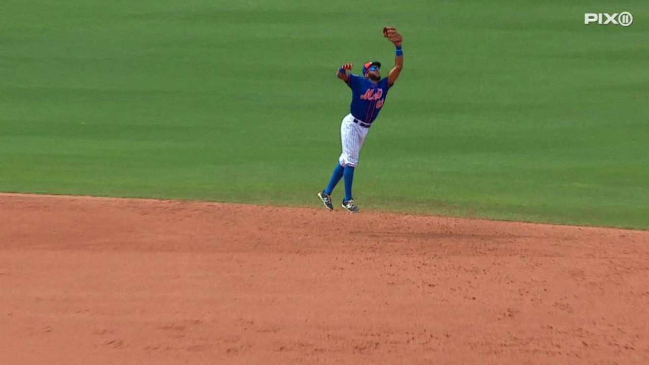 Becerra, Rosario among Mets' protected prospects