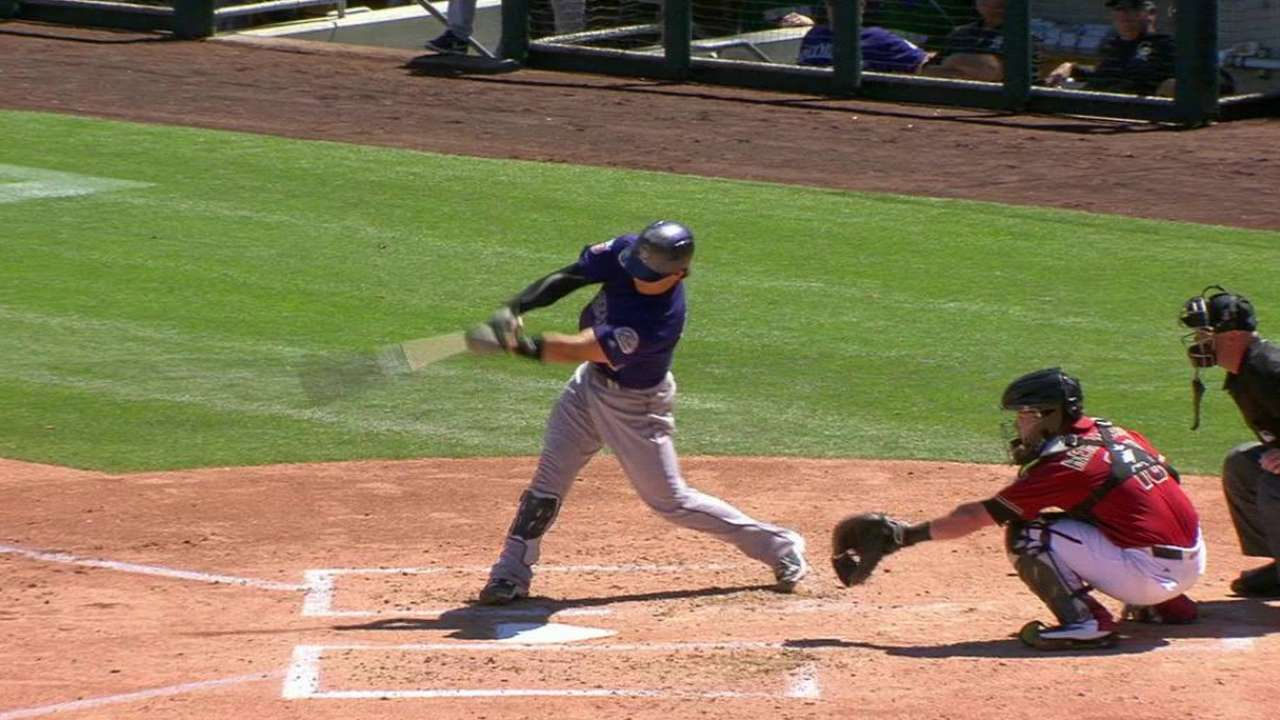 Wolters' 1st RBI double