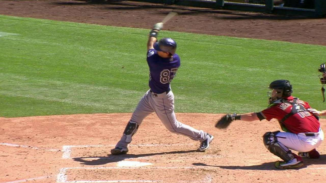 Wolters' 2nd RBI double