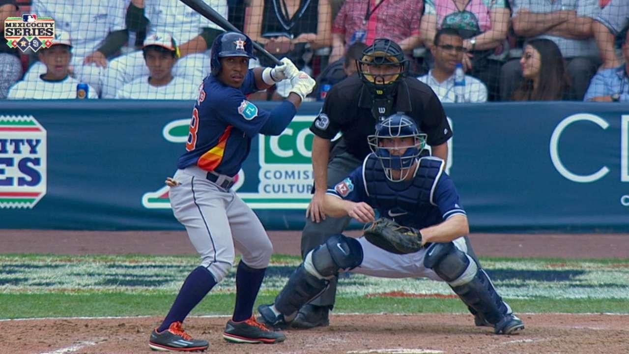 Kemp follows Altuve's 5-foot-6 footsteps to Astros
