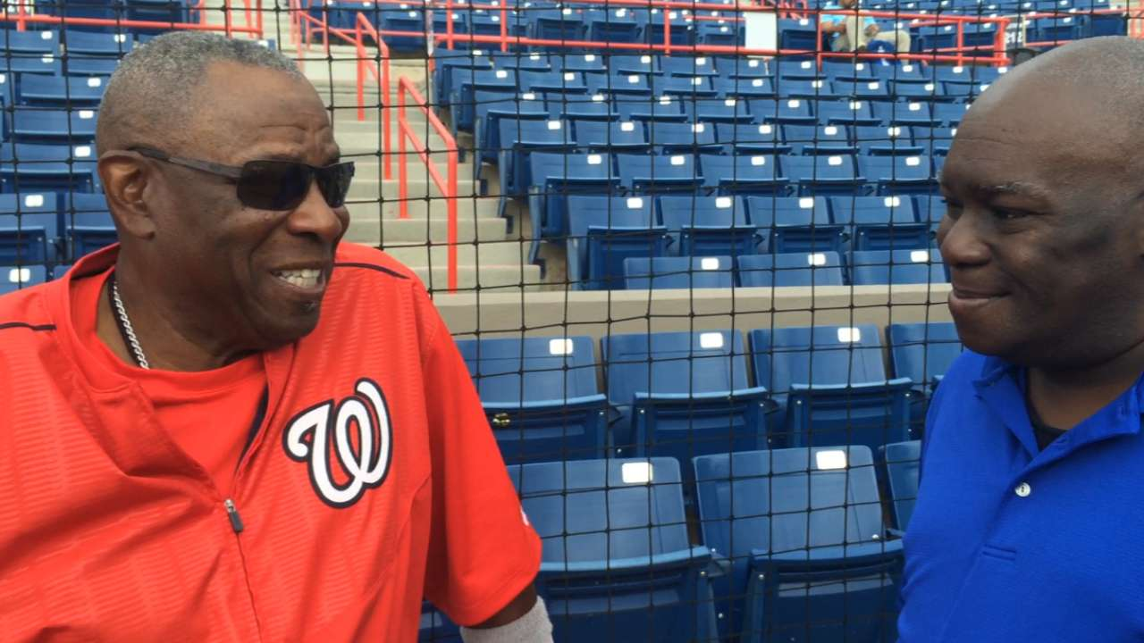 Dusty confident Nats will be in the thick of things in NL East