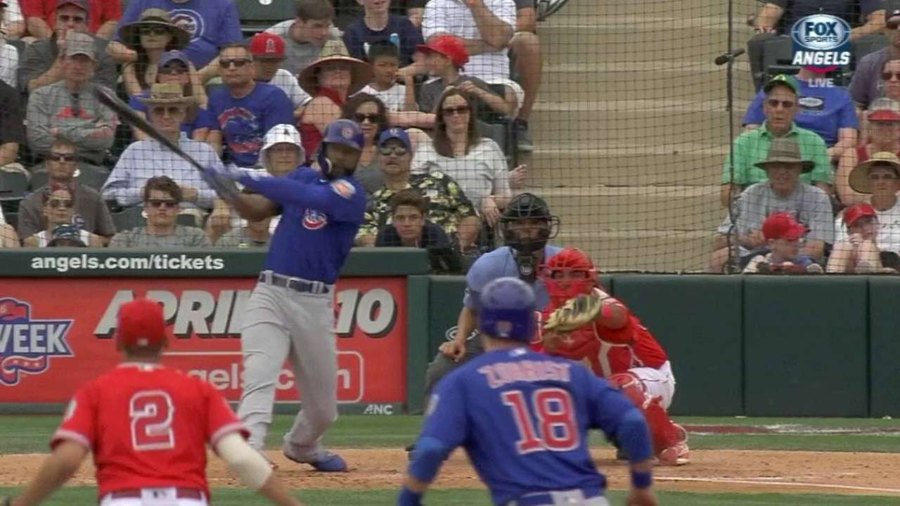 J-Hey, Rizzo, Trout, Pujols all HR in same game