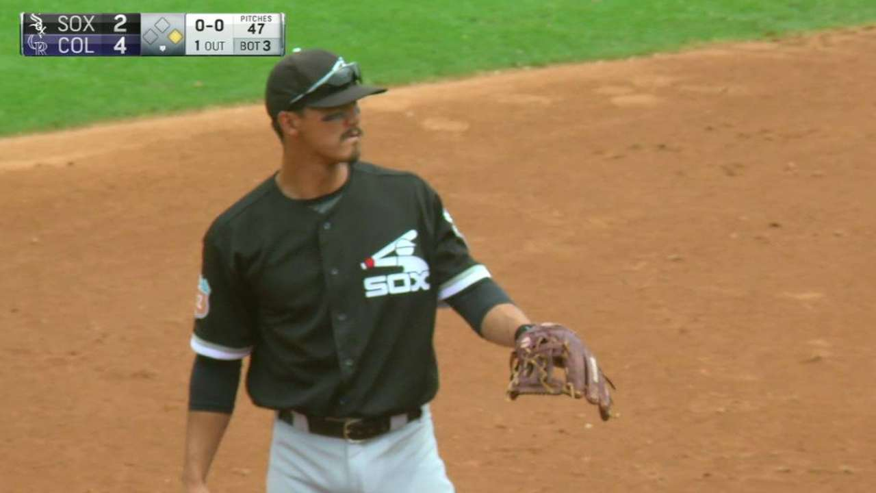Saladino gives Rollins breather at shortstop