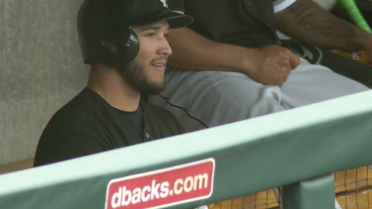 Sanchez hits 2 of Sox 4 HRs in win over Rox