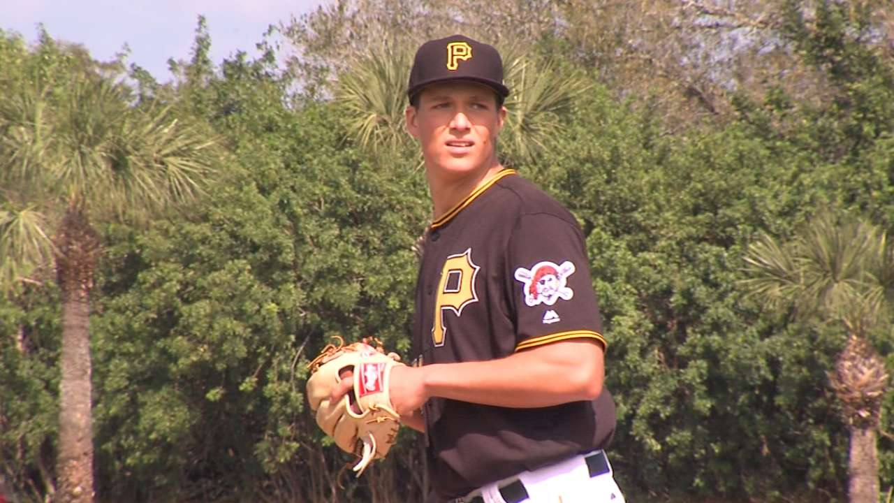 Glasnow, McGuire from camp
