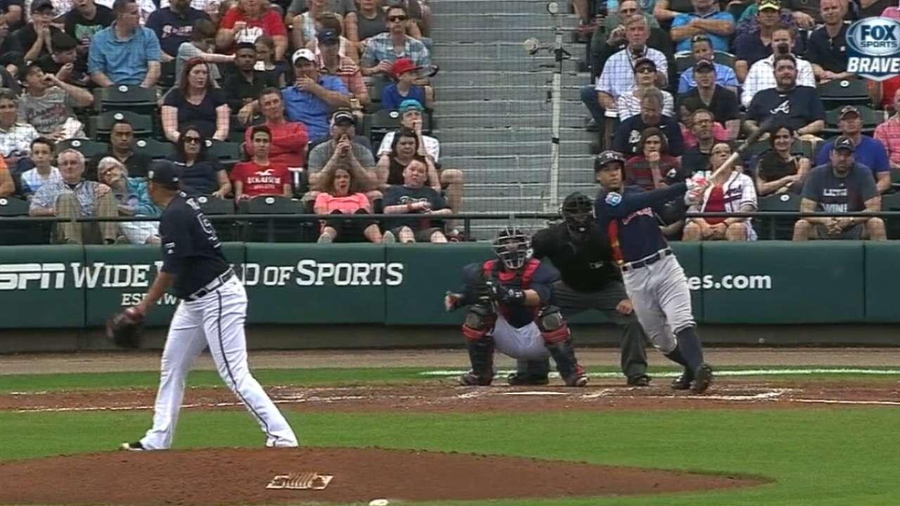 Springer smashes 2 of Astros' 5 homers