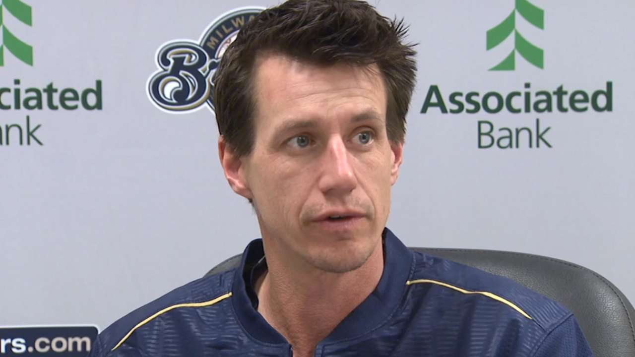 Counsell on Capuano's role