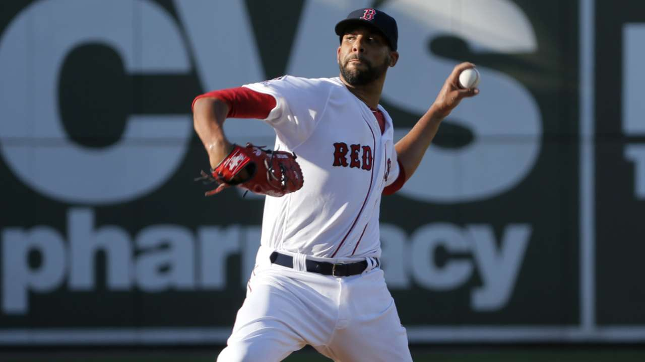 Red Sox renewal begins with Price's OD start