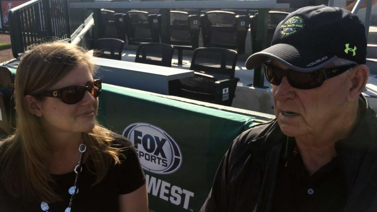 Longtime Cardinals voice Shannon shares insight