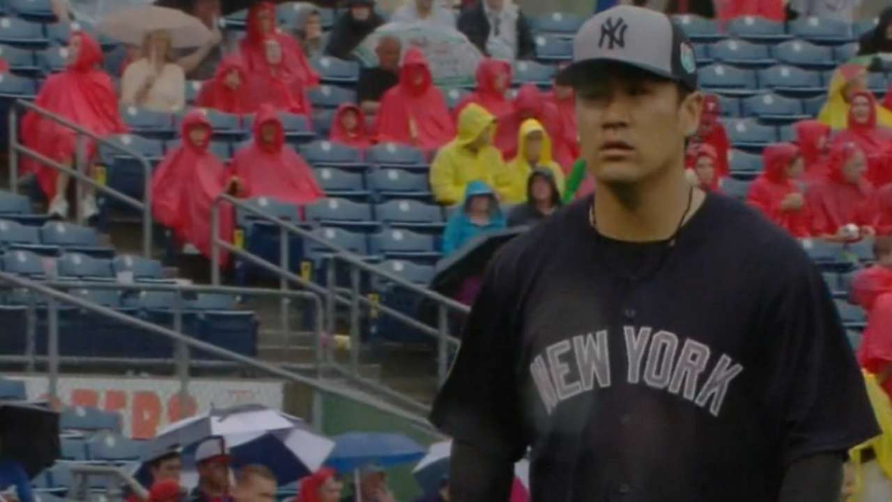 Decisions loom after Tanaka, CC deliver