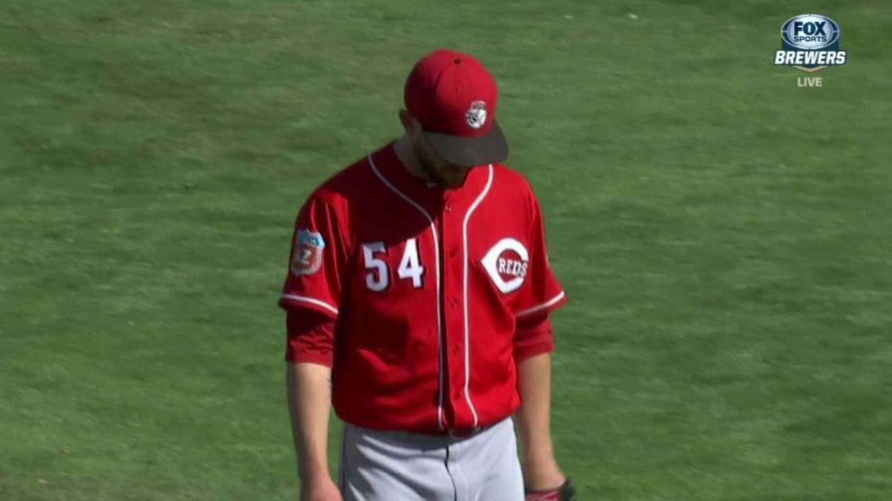 Cotham among Reds awaiting roster fate