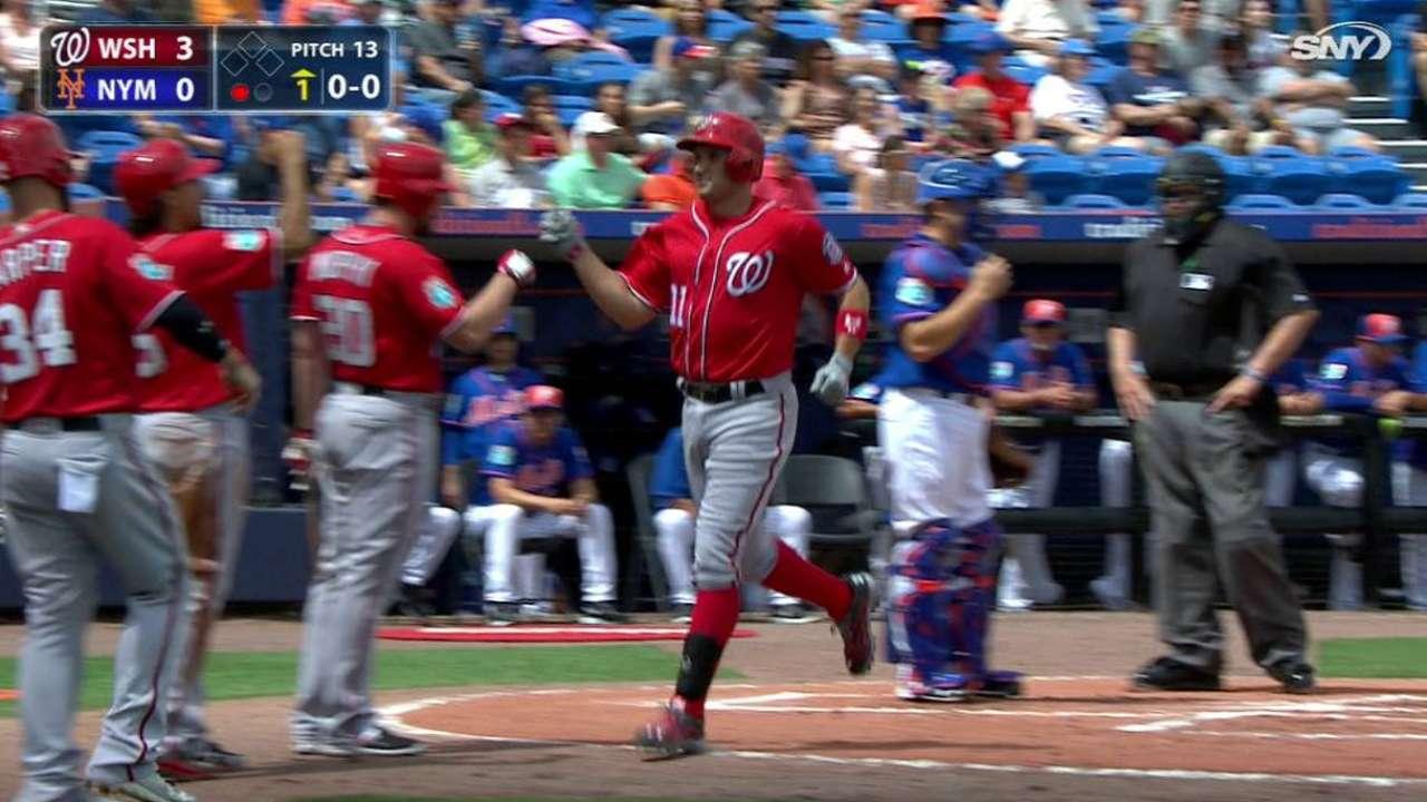 Zimmerman, Werth, Drew homer in Nats' win