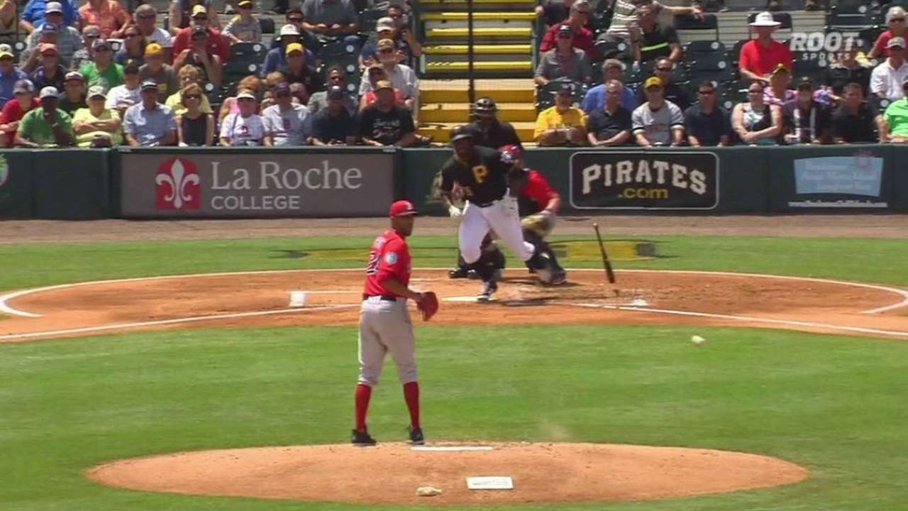 Pirates call up Rogers, option Figueroa