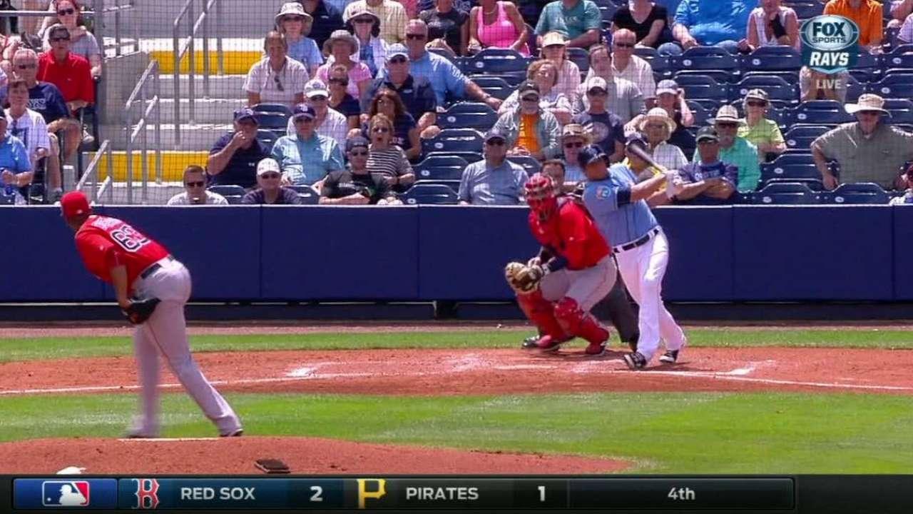 Mahtook's two-run homer