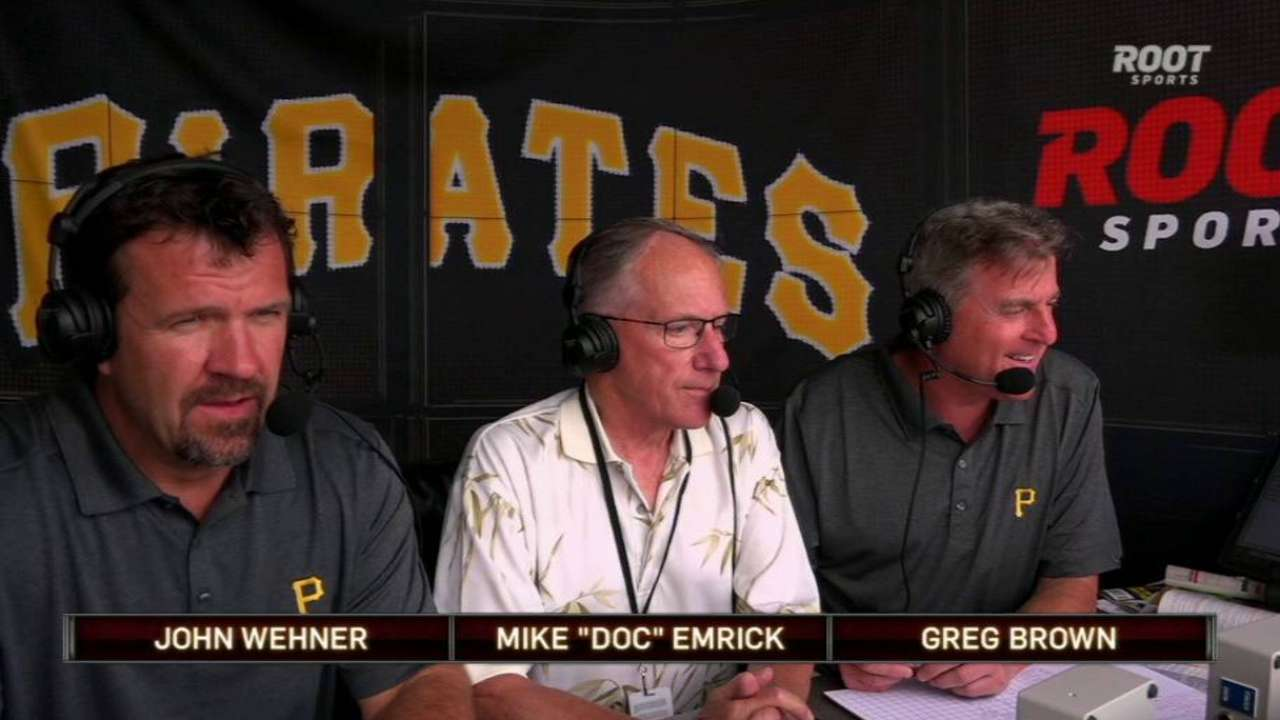 Emrick to join Costas in MLB Network Showcase booth