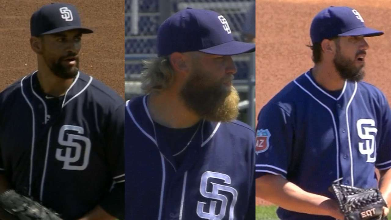 Is this the year Padres throw elusive no-no?