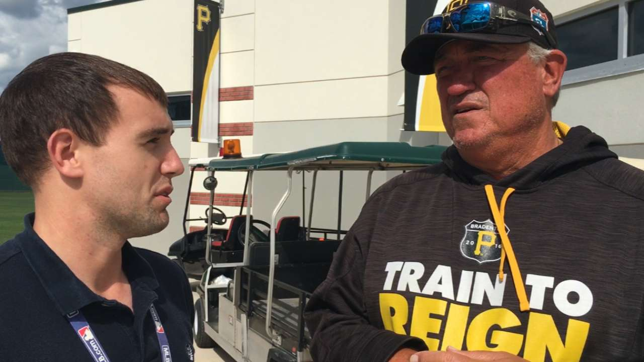 Hurdle discusses new mindset for '16 season