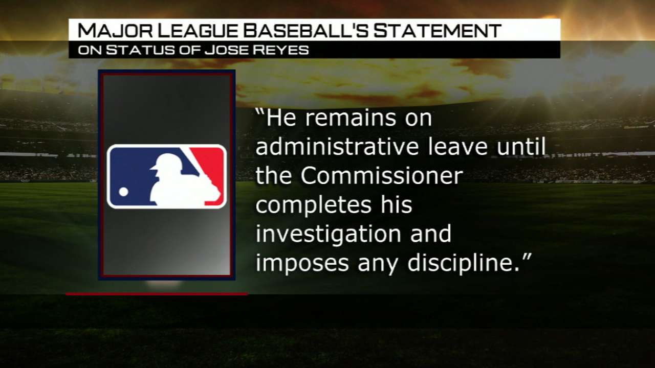 Legal case against Rockies' Reyes dropped