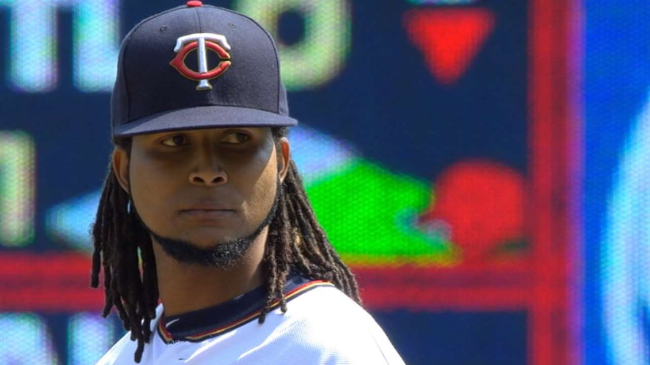 Santana adds to accolades with Opening Day nod
