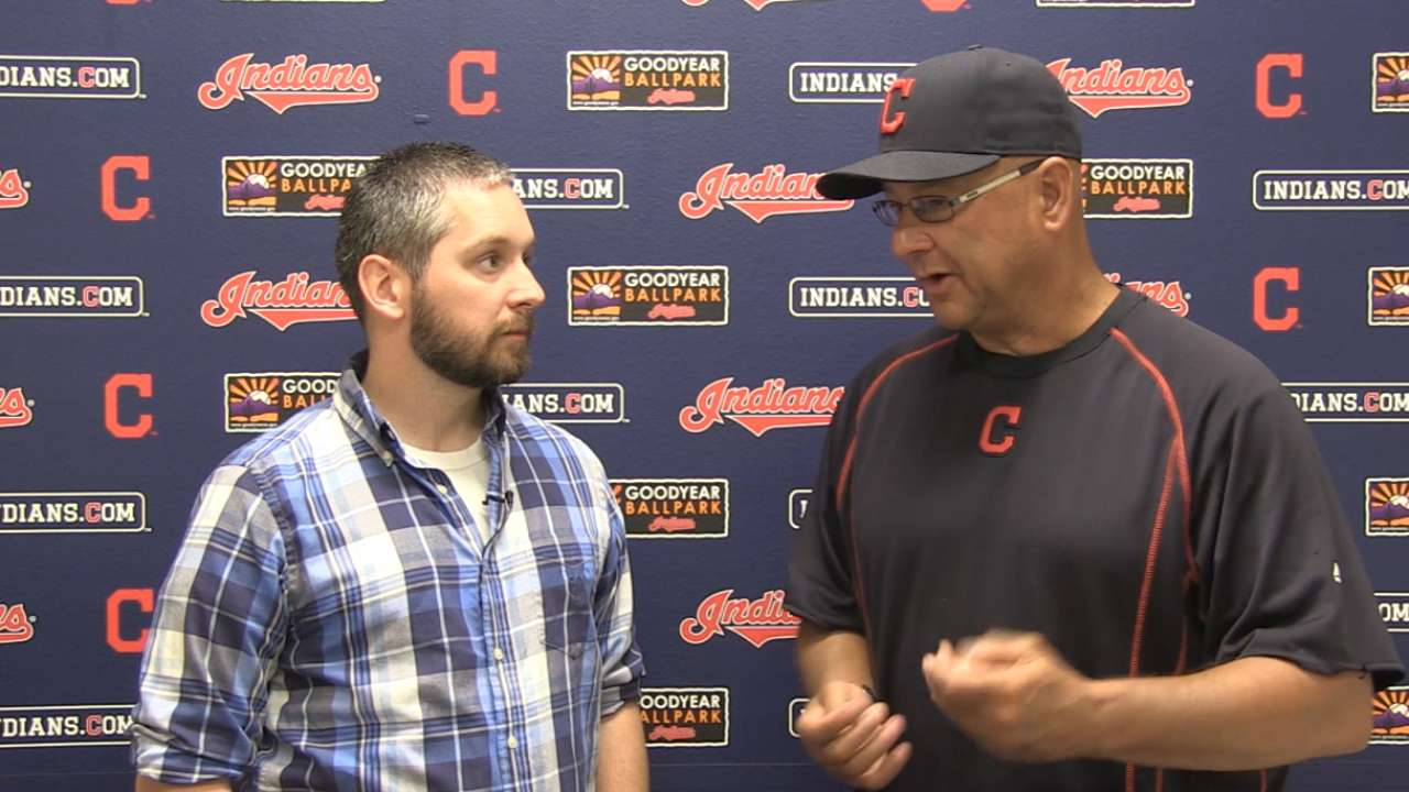 Positional battles created tough roster calls for Francona