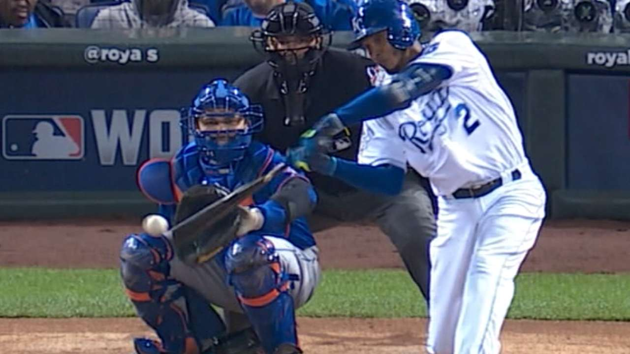 Hitters becoming more aggressive