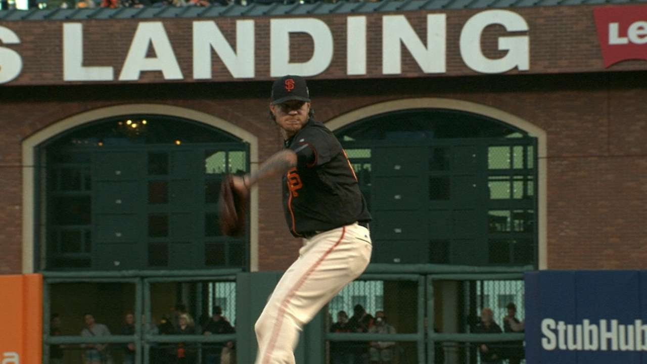 Peavy a seasoned pro at starting openers
