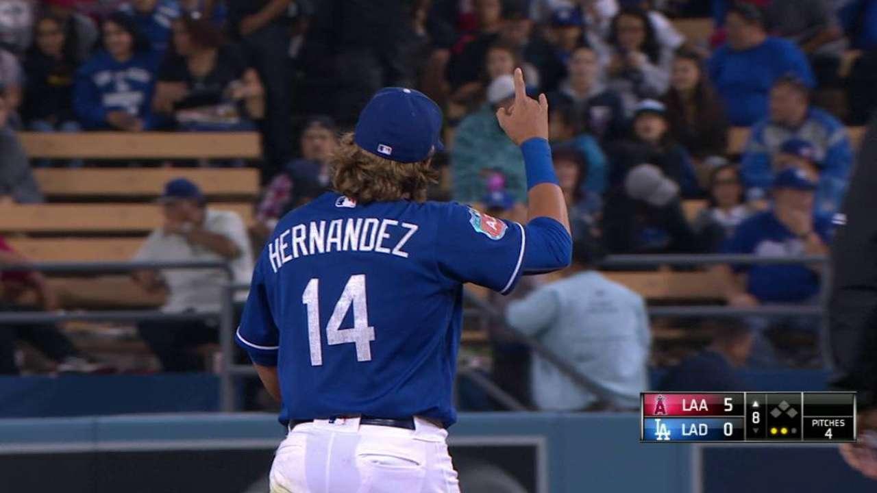 Dodgers add fresh arms in Bolsinger, Avilan