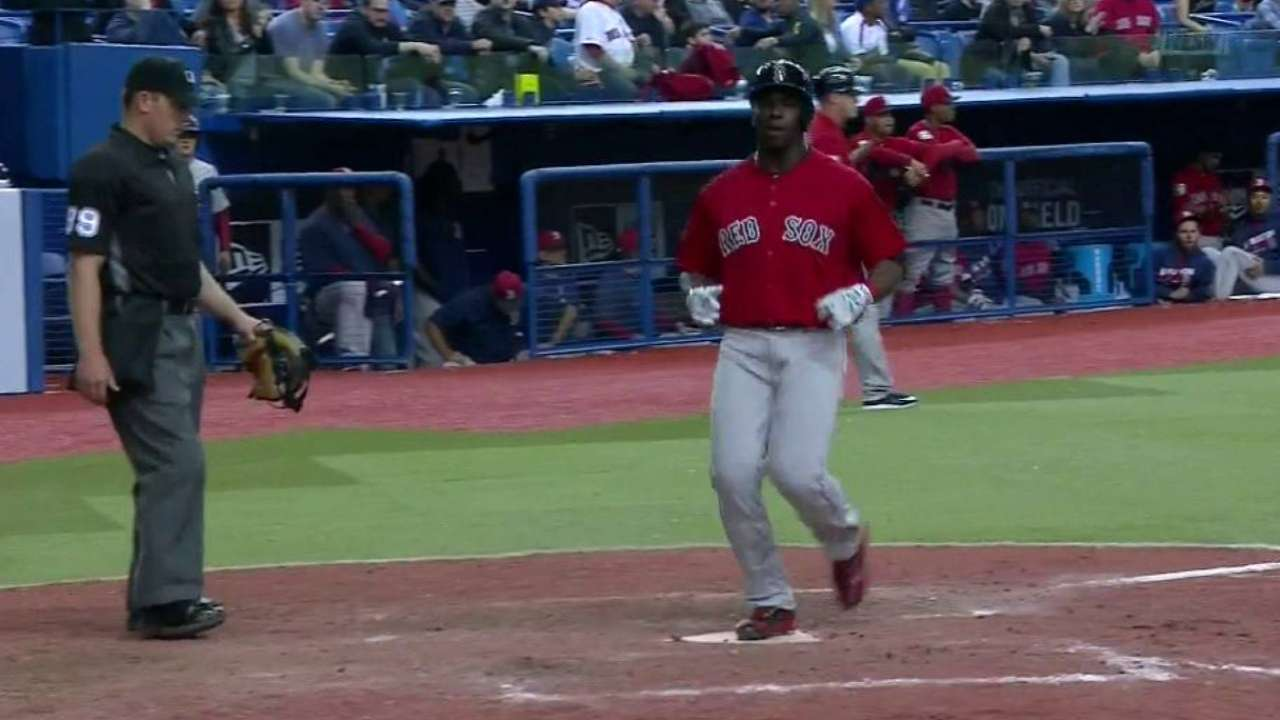 Red Sox's next callup unlikely to be Swihart