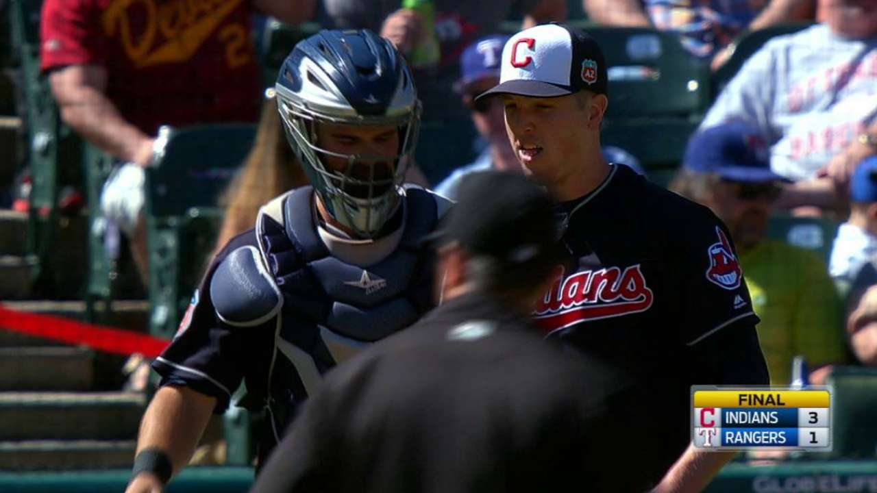 Sidearm delivery attracted Tribe to Gorzelanny