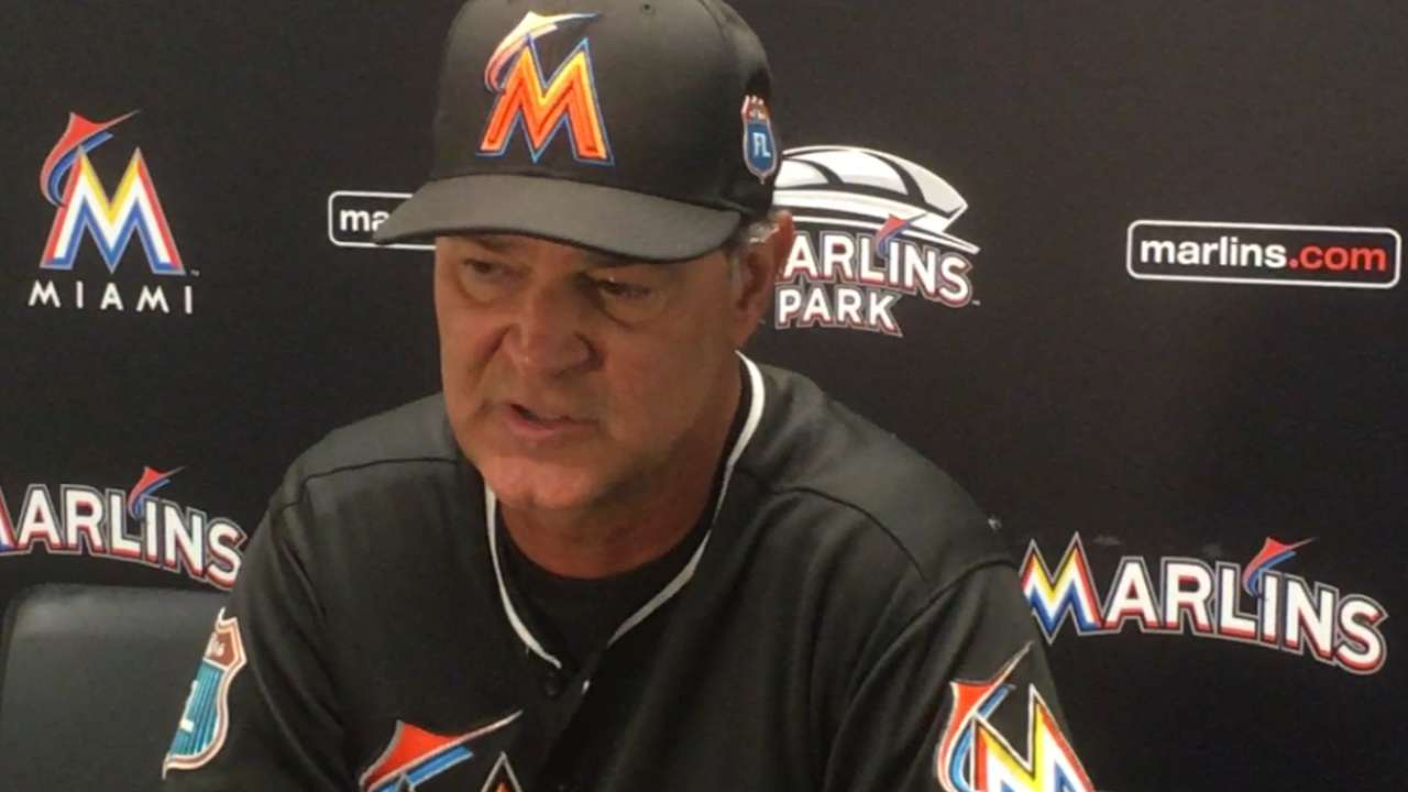 Mattingly on healthy spring