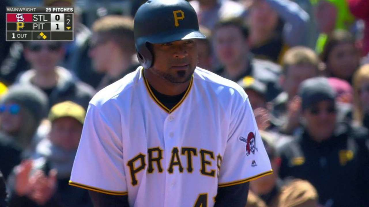 Liriano's RBI single