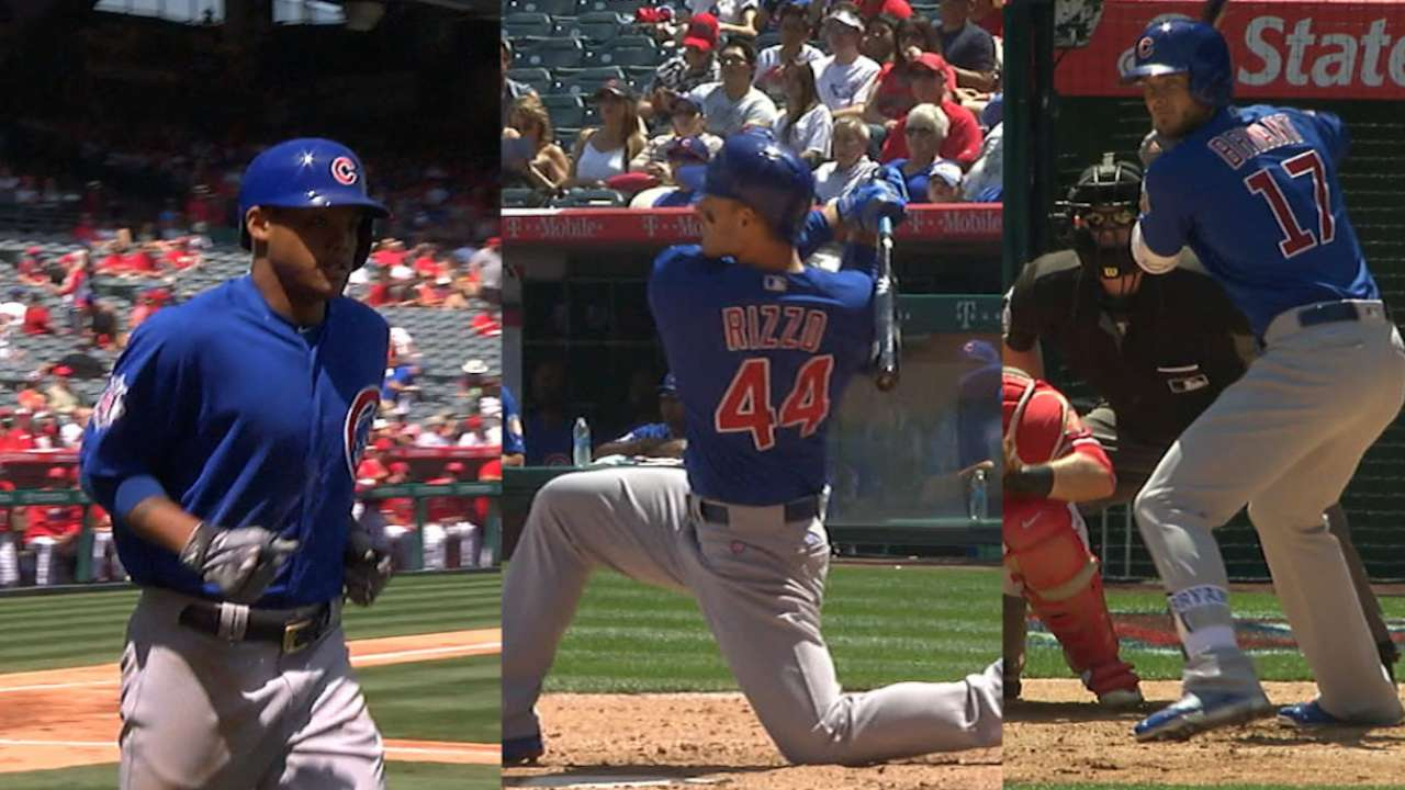 Angels, Cubs get solid starts in spring finale