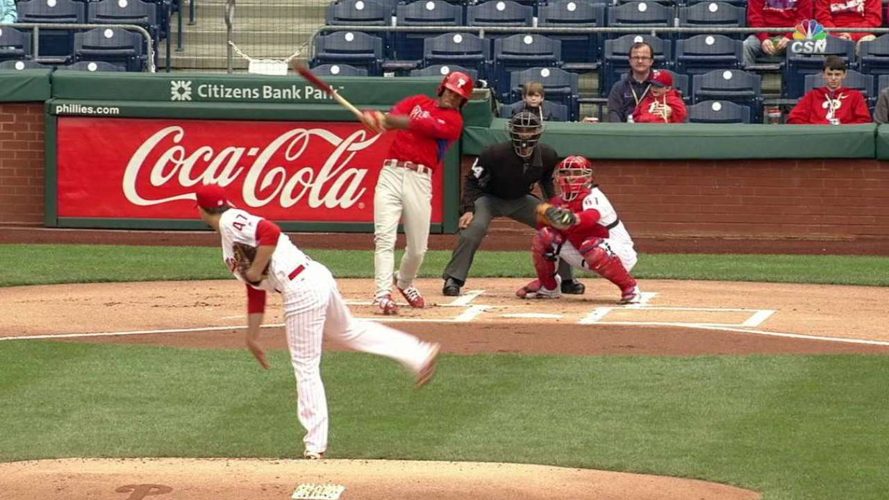 Phillies patient with prospect promotions