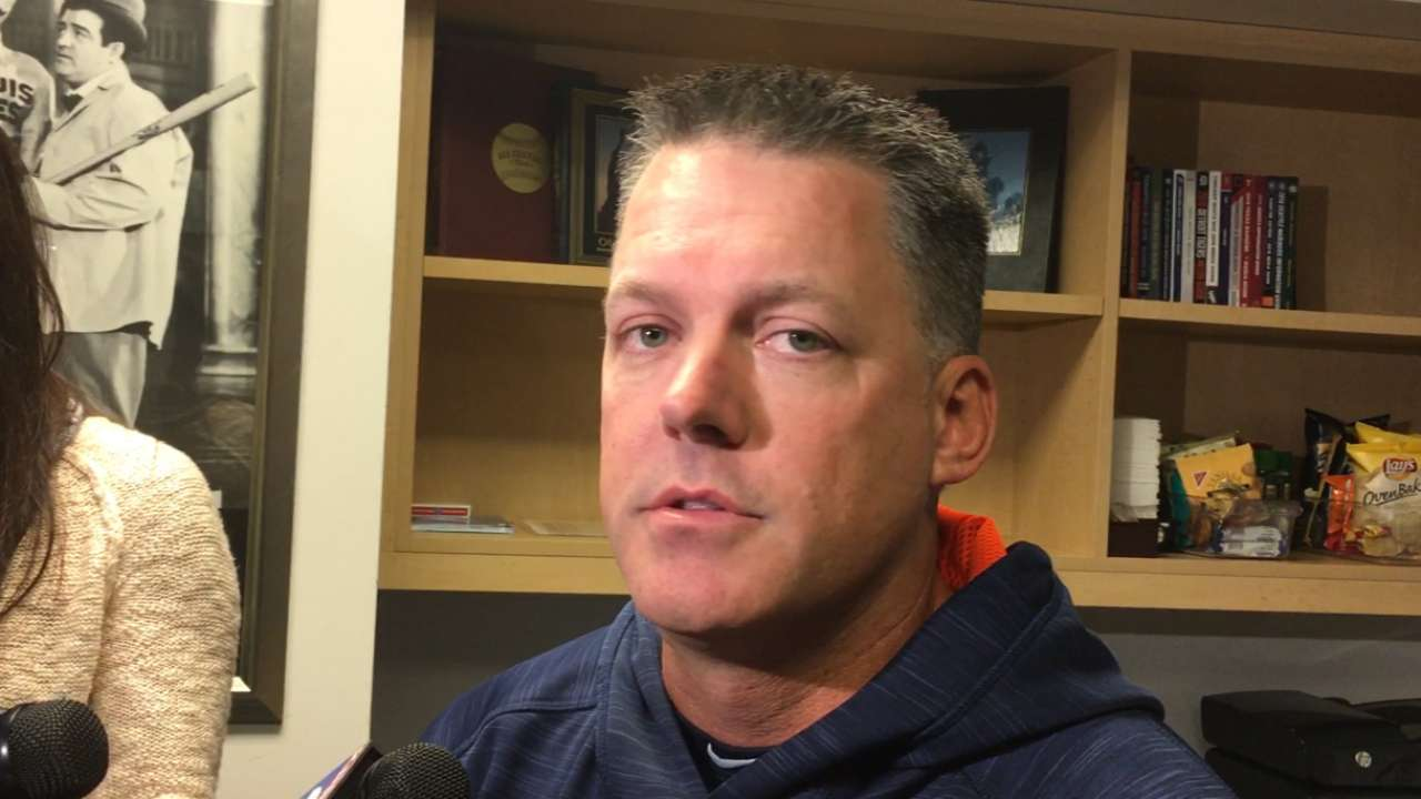 Hinch names Gregerson his closer
