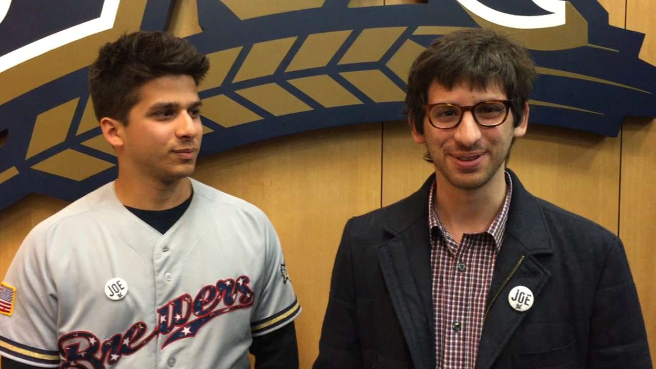 Attanasio's sons honor granddad with anthem