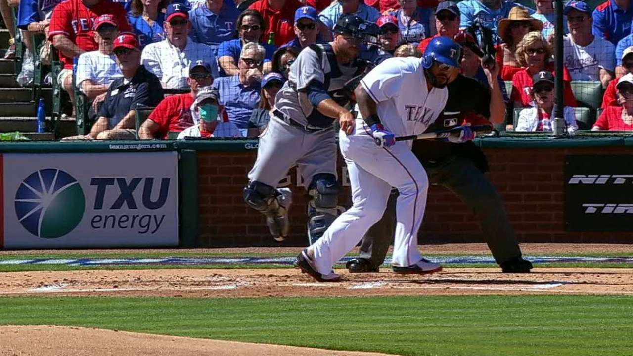 Fielder out on interference