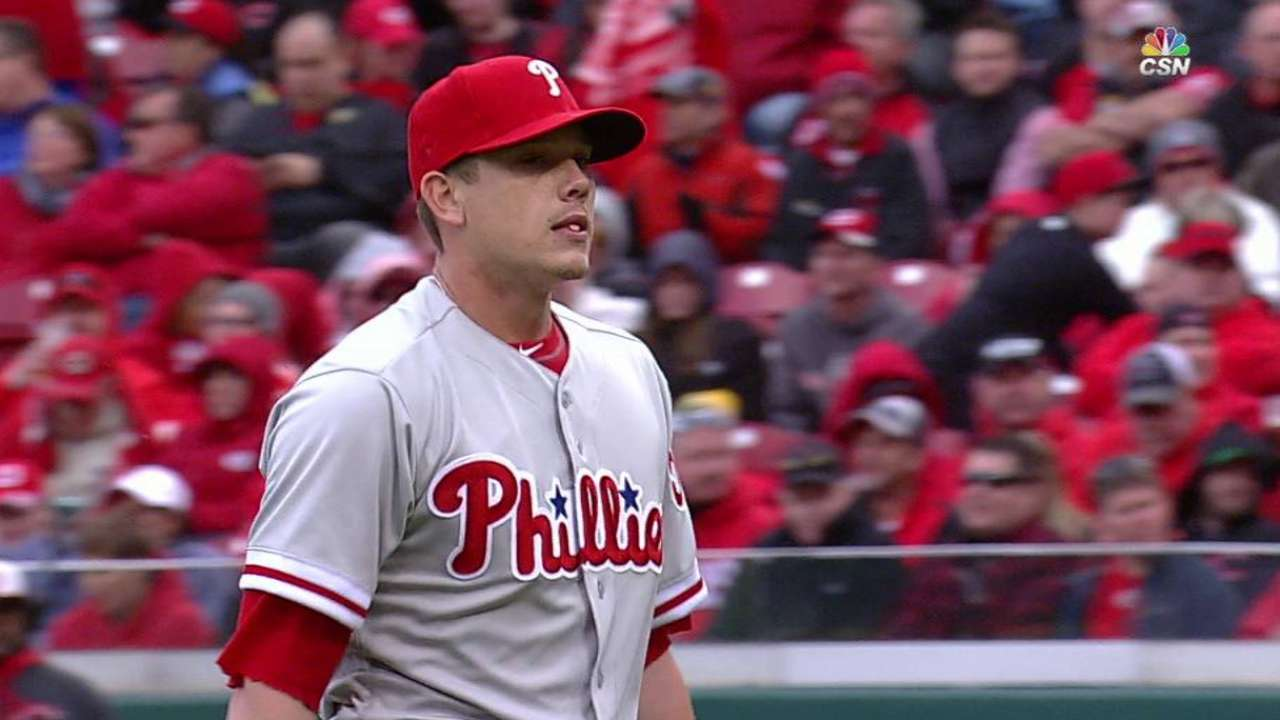 Hellickson ends threat in 6th