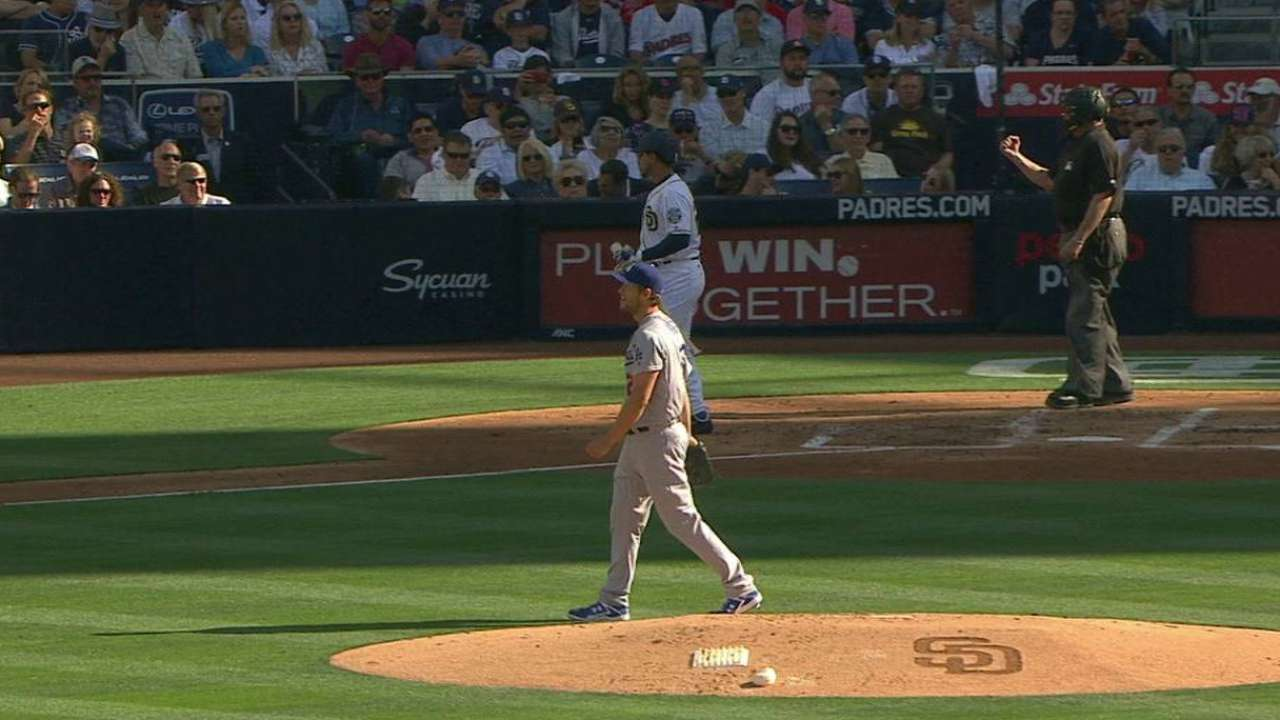 Kershaw strikes out Jay