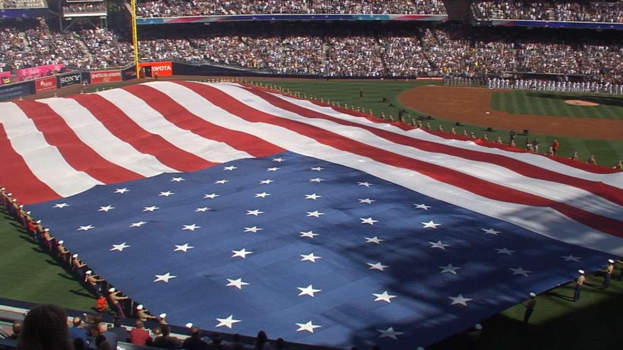 Tinashe sings national anthem