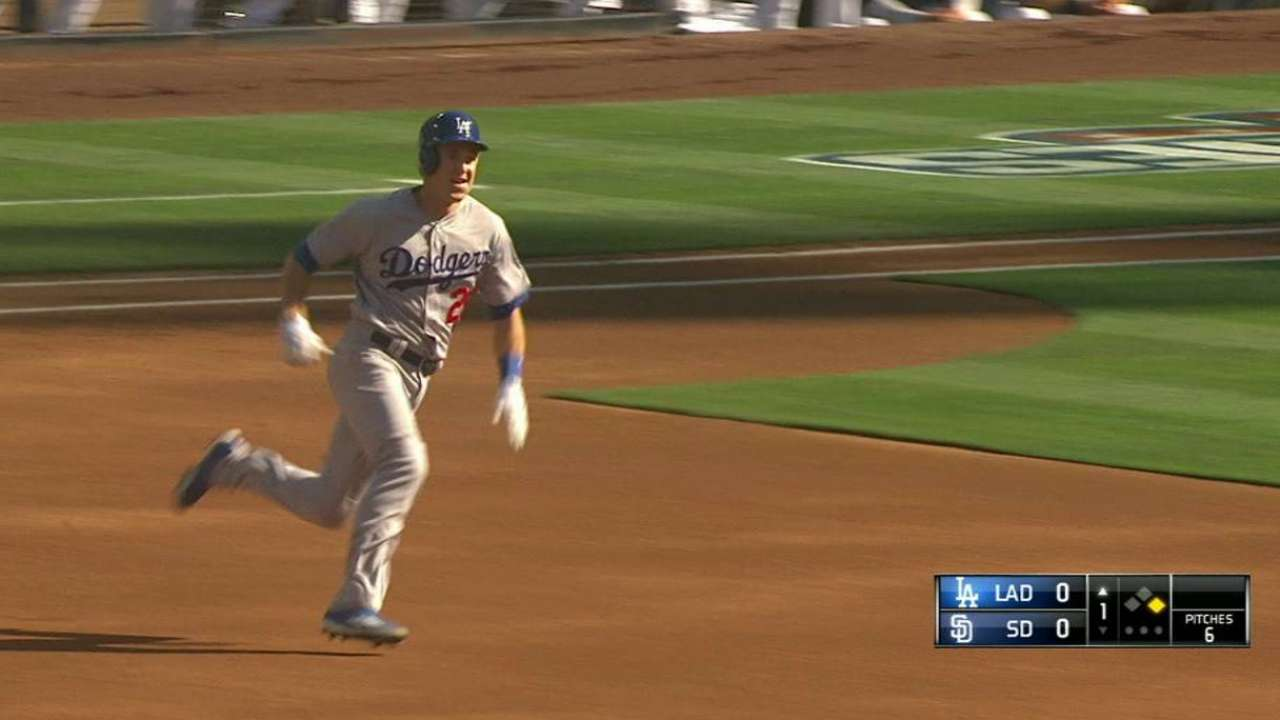 Dodgers' leadoff spot likely to be fluid