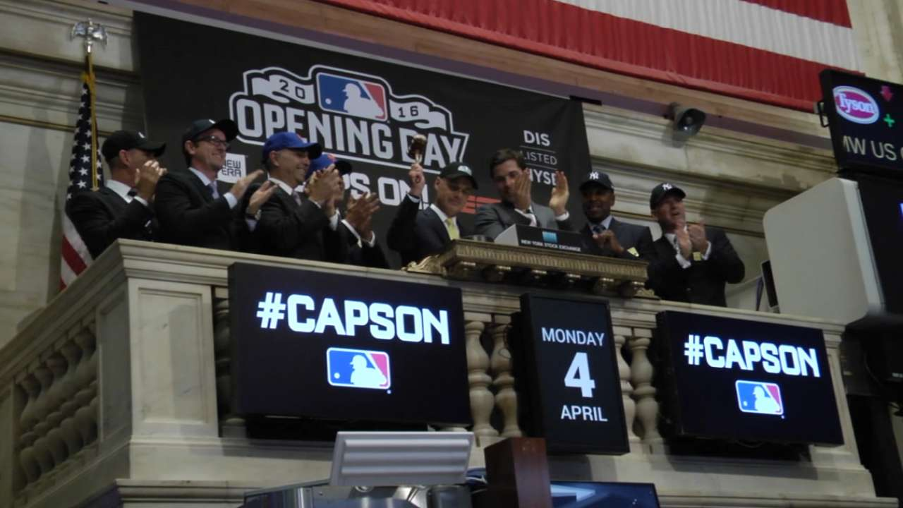 #CapsOn initiative a huge hit on Opening Day