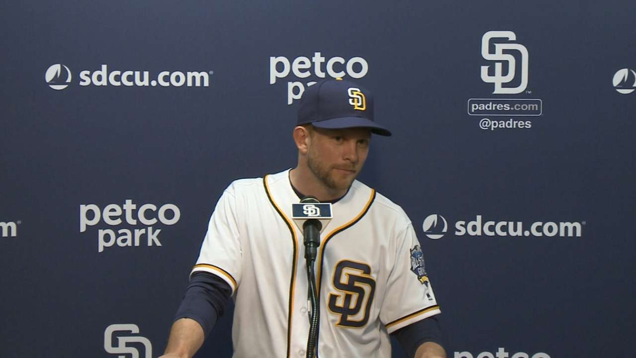 Padres' lopsided loss is just that -- one loss
