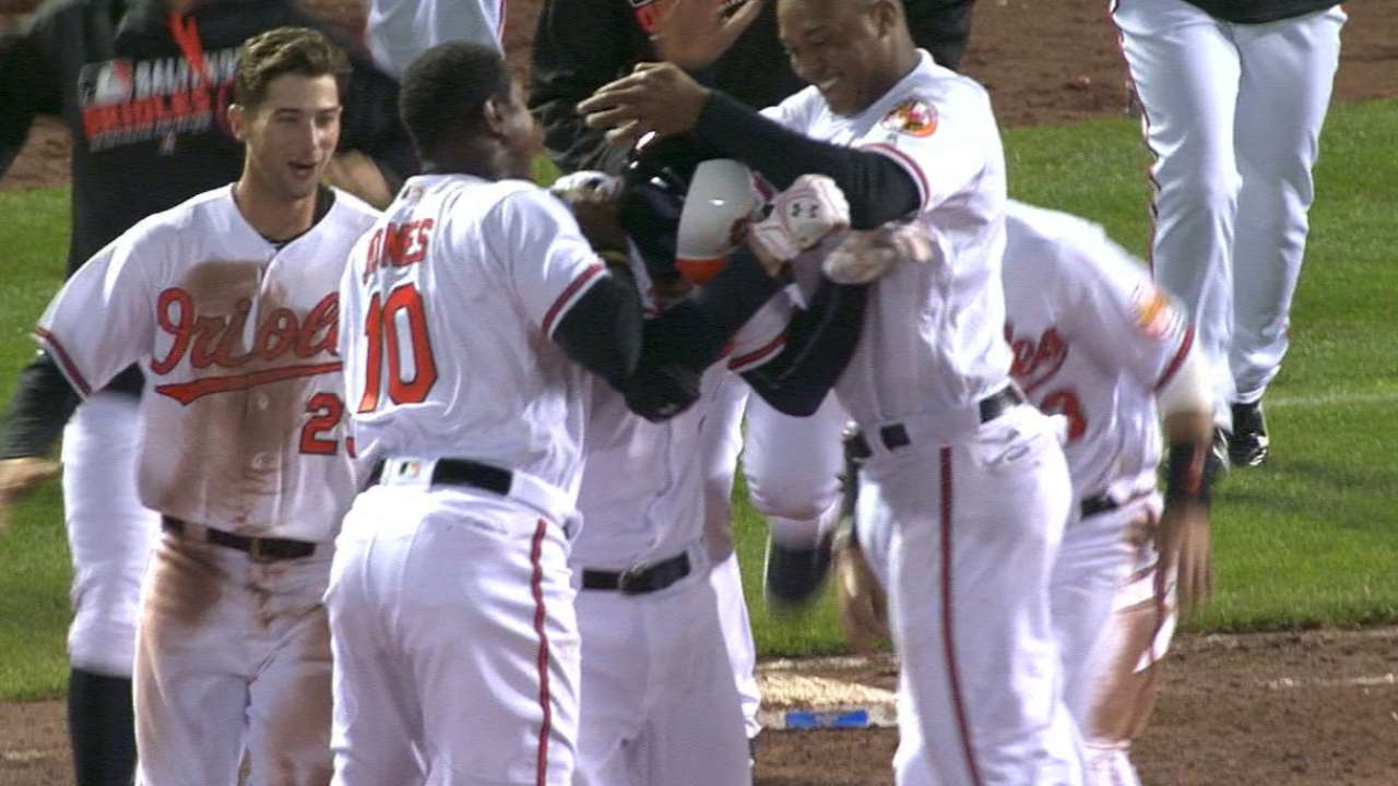 Must C: Orioles walk off in 9th
