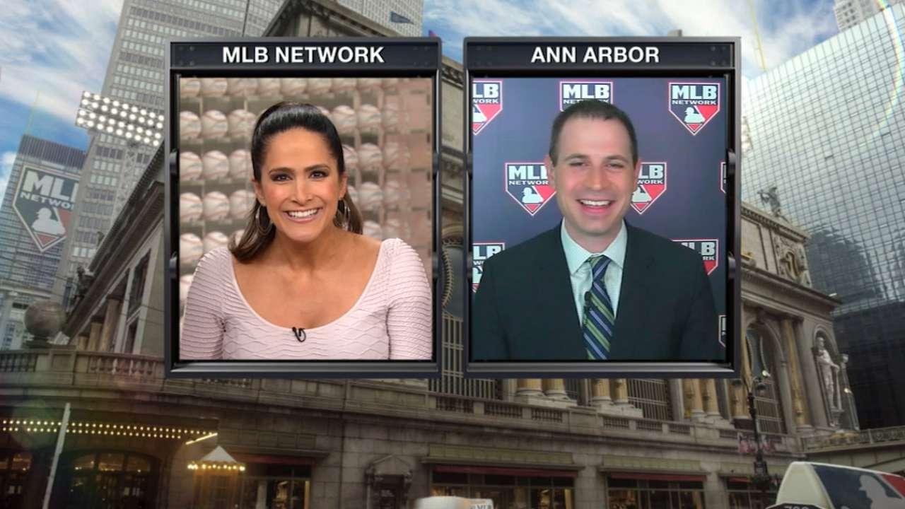 Morosi joins MLB Central