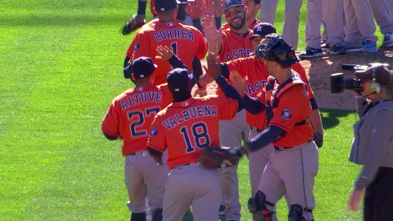 Gregerson notches save