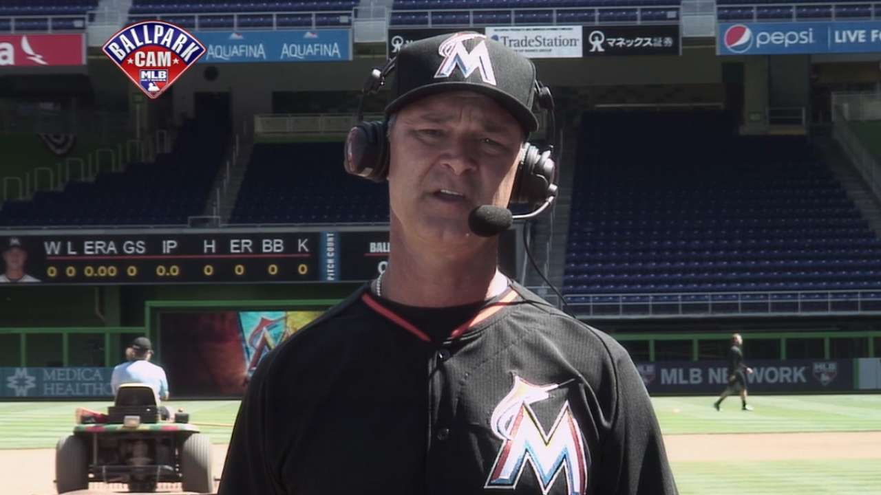 Wallach sheds light on what Mattingly brings