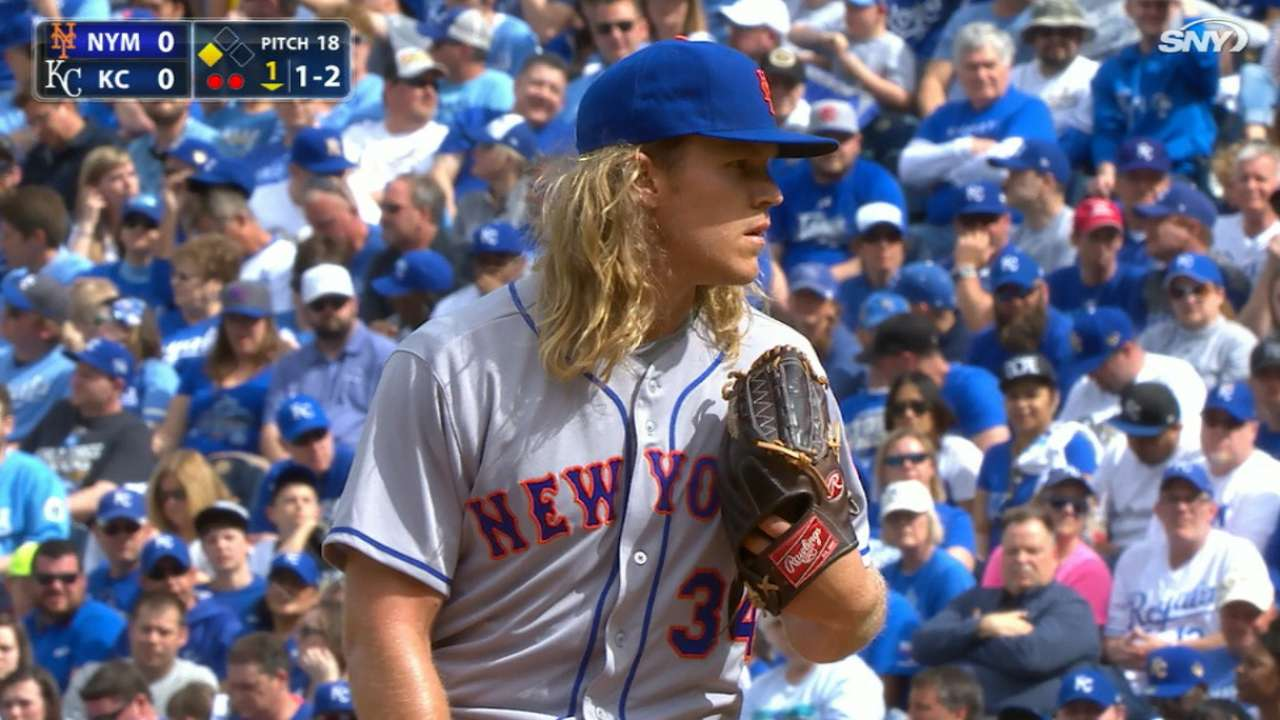 Must C: Syndergaard vs. Royals